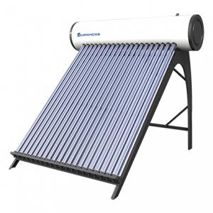 热管承压一体机太阳能热水器